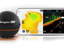 Deeper Smart Sonar PRO+ Fish Finder Review