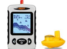 Lucky Wireless FF1-718 Fish Finder Review